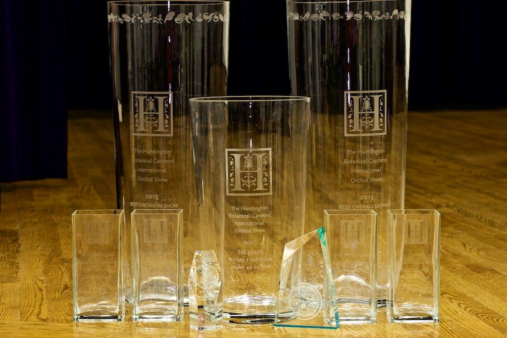 Huntington Show awards